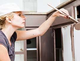 Keuken renvoeren